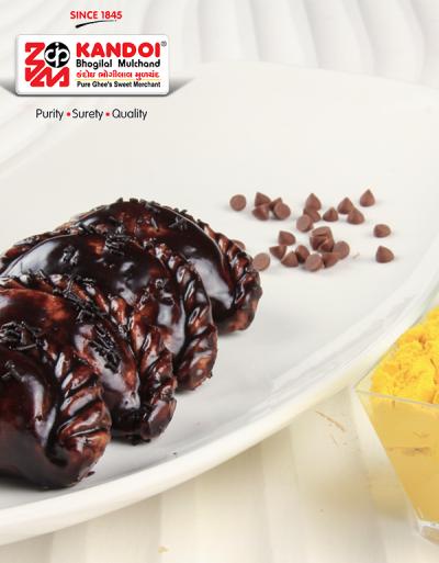 Chocolate Gunjiya