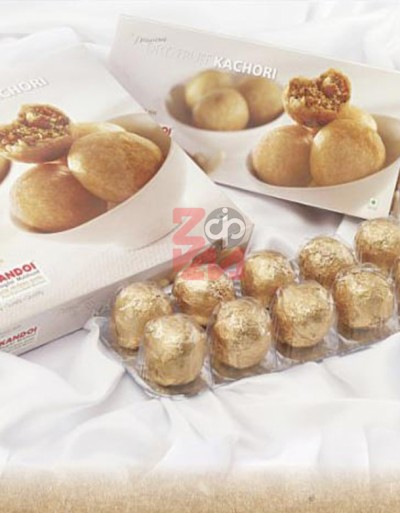 Special Dry Fruit Kachori (10 Pcs.)